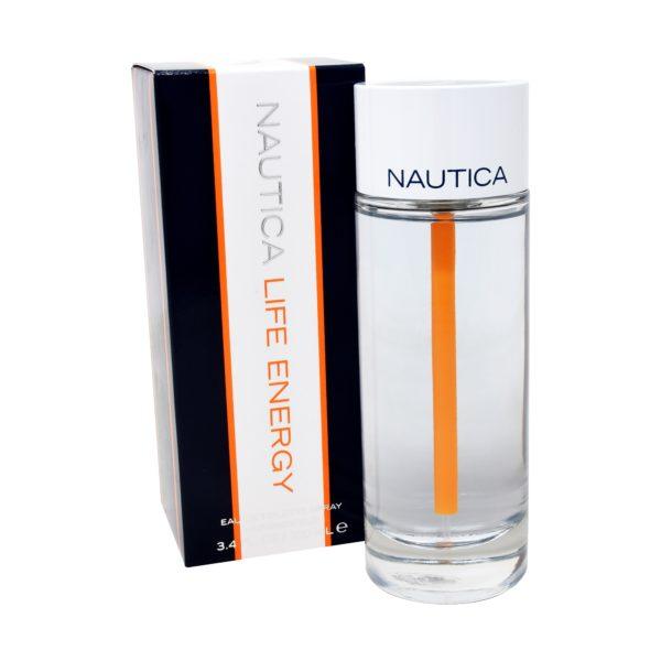 NAUTICA LIFE ENERGY 100 ML EDT SPRAY