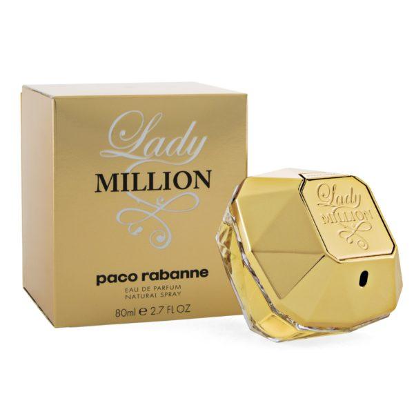 LADY MILLION 80 ML EDP SPRAY