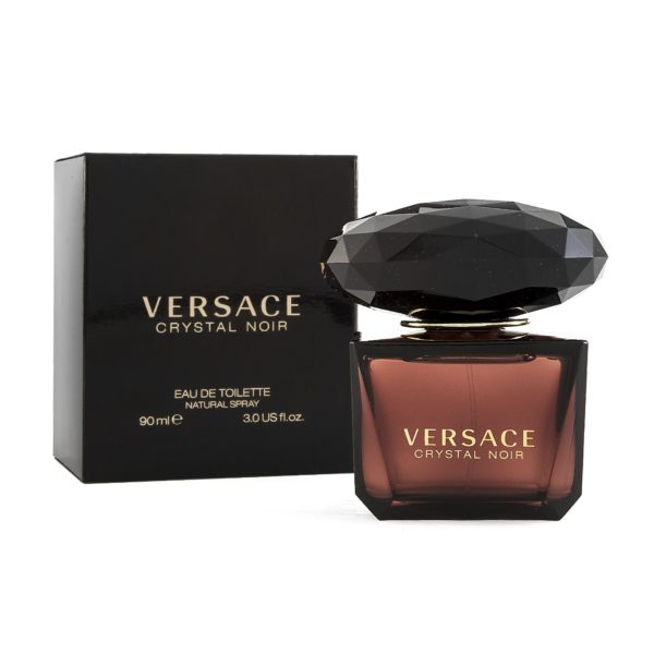 VERSACE CRISTAL NOIR 90 ML EDT SPRAY
