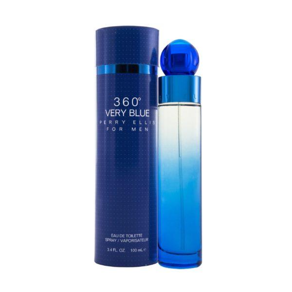 360° VERY BLUE MEN 100 ML EDT SPRAY