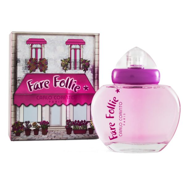 FARE FOLLIE 100 ML EDT SPRAY
