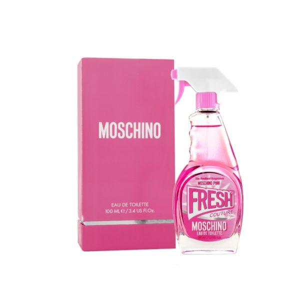 MOSCHINO FRESH PINK 100 ML EDT SPRAY
