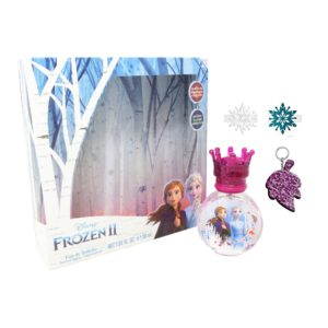 Z4 SET FROZEN 4PZS 30ML EDT SPRAY/ PINZAS PARA CABELLO 2PZS/ LLAVERO