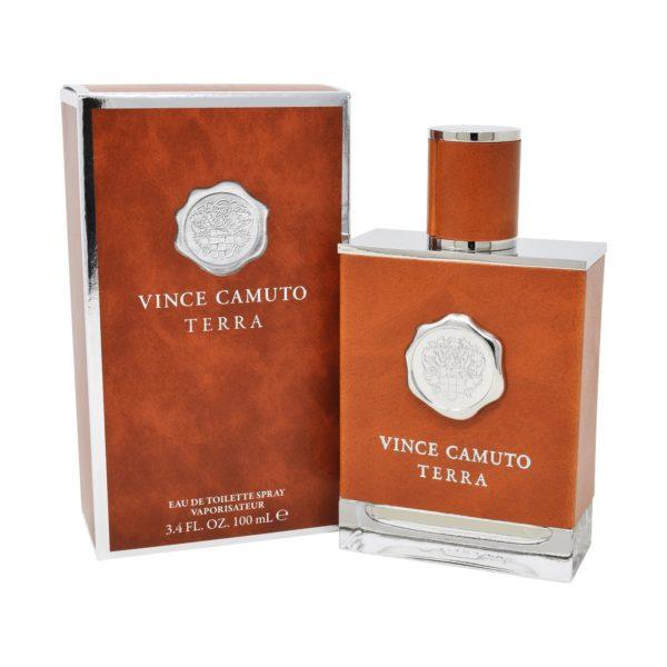 VINCE CAMUTO TERRA 100 ML EDT SPRAY