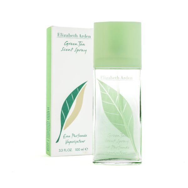 GREEN TEA 100 ML EDP SPRAY