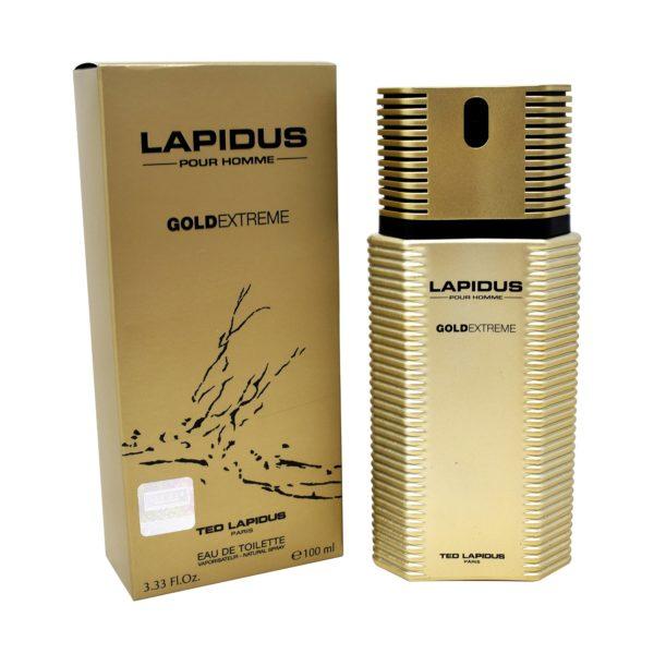 LAPIDUS GOLD EXTREME 100ML EDT SPRAY