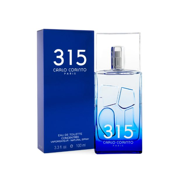 "CARLO CORINTO ""315"" 100 ML EDT SPRAY"