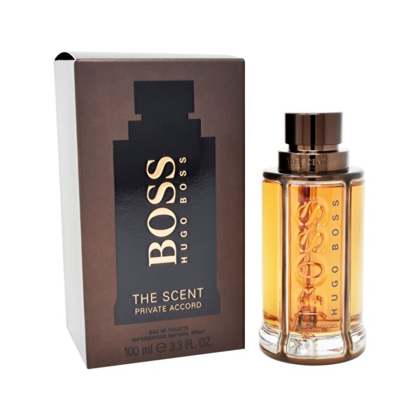 BOSS THE SCENT PRIVATE ACCORD 100 ML EDT SPRAY