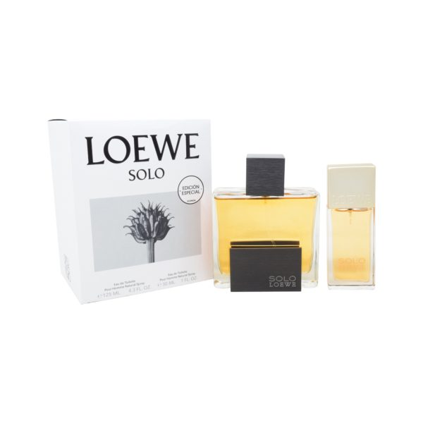 Z4 SET SOLO LOEWE 2PZS 125ML EDT SPRAY/ 30ML EDT SPRAY