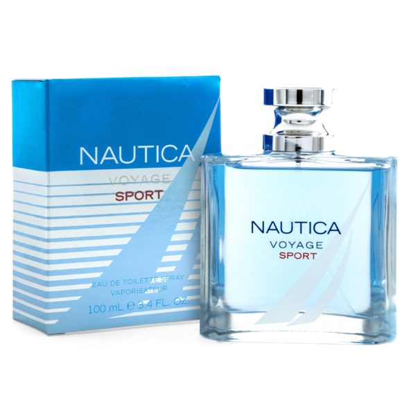 NAUTICA VOYAGE SPORT 100 ML EDT SPRAY