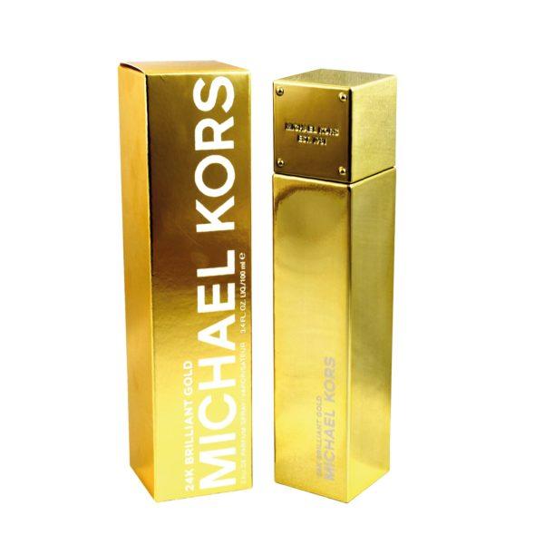 MICHAEL KORS 24K BRILLIANT GOLD 100 ML EDP SPRAY