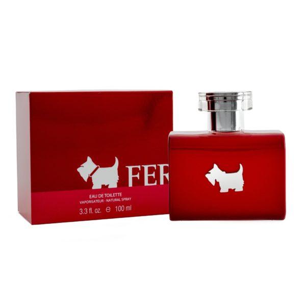 FERRIONI RED TERRIER 100 ML EDT SPRAY