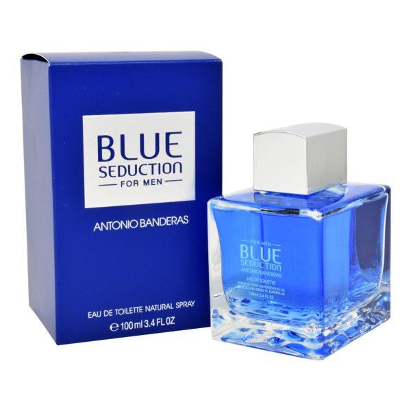 BLUE SEDUCTION 100 ML EDT SPRAY