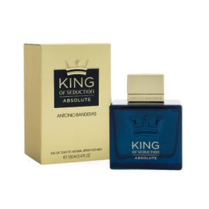 KING OF SEDUCTION ABSOLUTE 100 ML EDT SPRAY