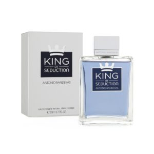 KING OF SEDUCTION 200 ML EDT SPRAY