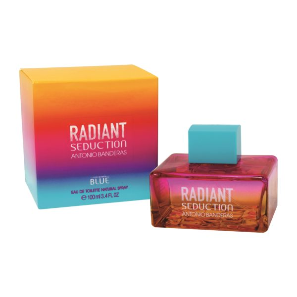 RADIANT SEDUCTION 100 ML EDT SPRAY