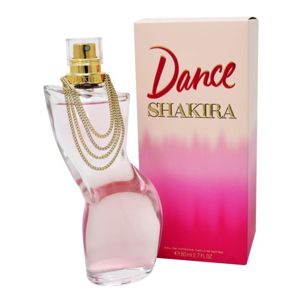 SHAKIRA DANCE 80 ML EDT SPRAY