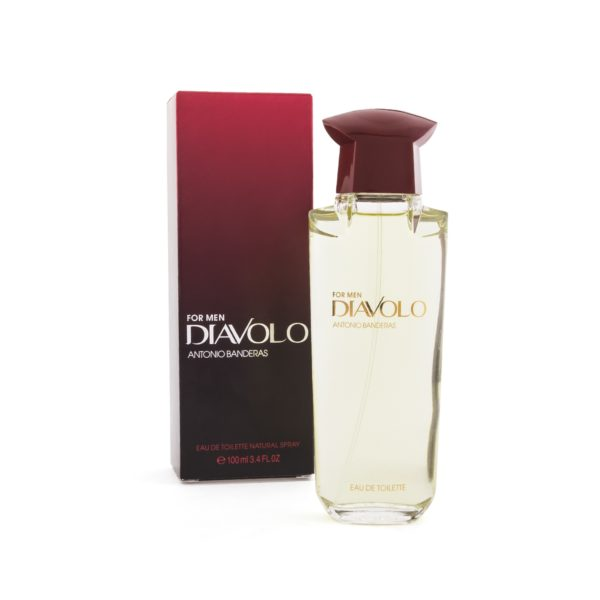 DIAVOLO 100 ML EDT SPRAY