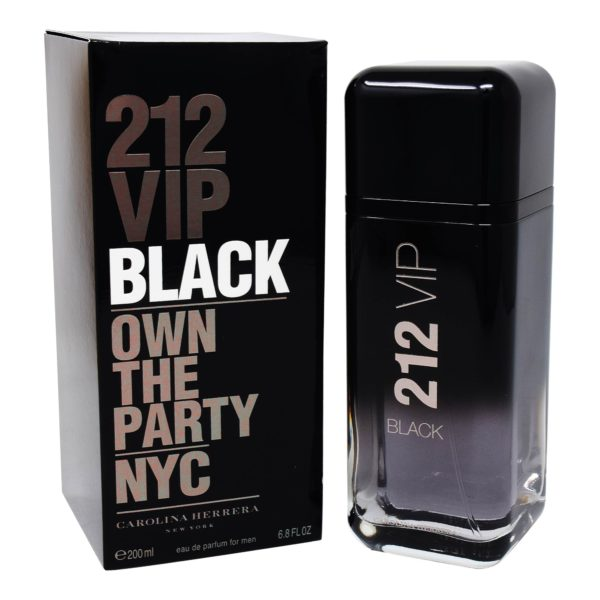 212 VIP BLACK MEN 200 ML EDP SPRAY