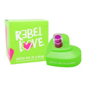 AGATHA REBEL LOVE 80 ML EDT SPRAY