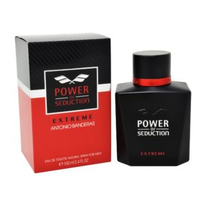 ANTONIO BANDERAS POWER OF SEDUCTION EXTREME 100 ML EDT SPRAY