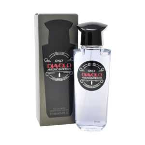 ANTONIO BANDERAS DIAVOLO ONLY 100 ML EDT SPRAY