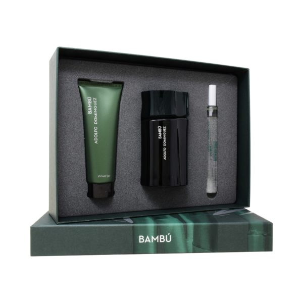 Z4 SET BAMBU 3PZS 120ML EDT SPRAY/ SHOWER GEL 75ML/ 20ML EDT SPRAY
