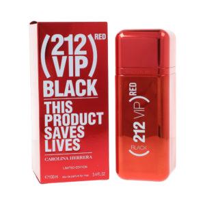 212 VIP BLACK RED 100 ML EDP SPRAY