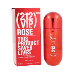 212 VIP ROSE RED 80 ML EDP SPRAY