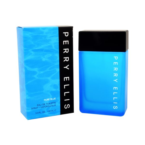 PERRY ELLIS PURE BLUE 100 ML EDT SPRAY