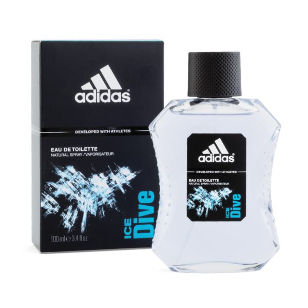 ADIDAS ICE DIVE 100 ML EDT SPRAY