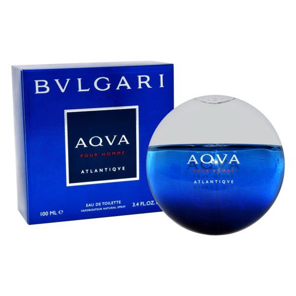 BVLGARI AQVA ATLANTIQVE 100 ML EDT SPRAY