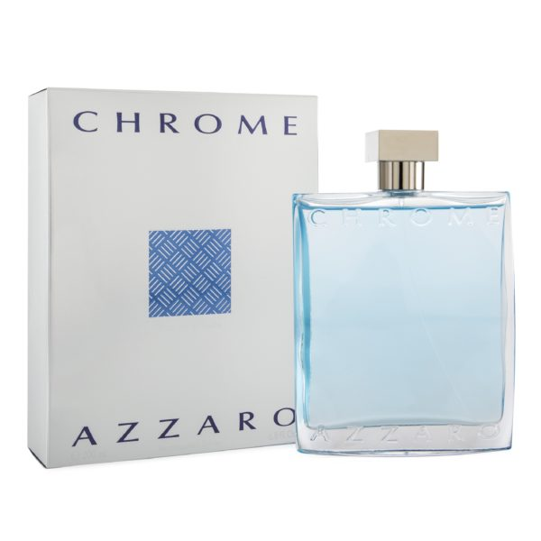 AZZARO CHROME 200 ML EDT SPRAY