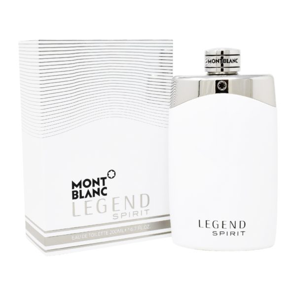 MONT BLANC LEGEND SPIRIT 200 ML EDT SPRAY