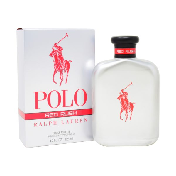 POLO RED RUSH 125ML EDT SPRAY