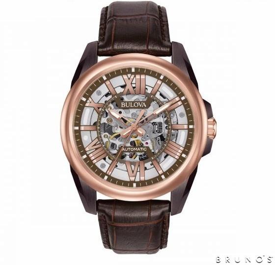 Reloj Bulova Mecánico