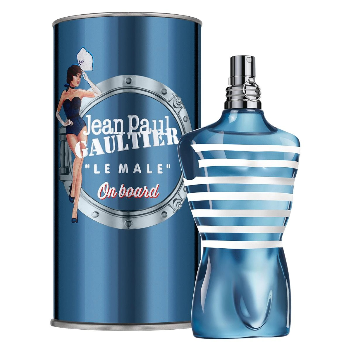 Perfume Jean Paul Gaultter Le Male On Board 125 Ml Caballero