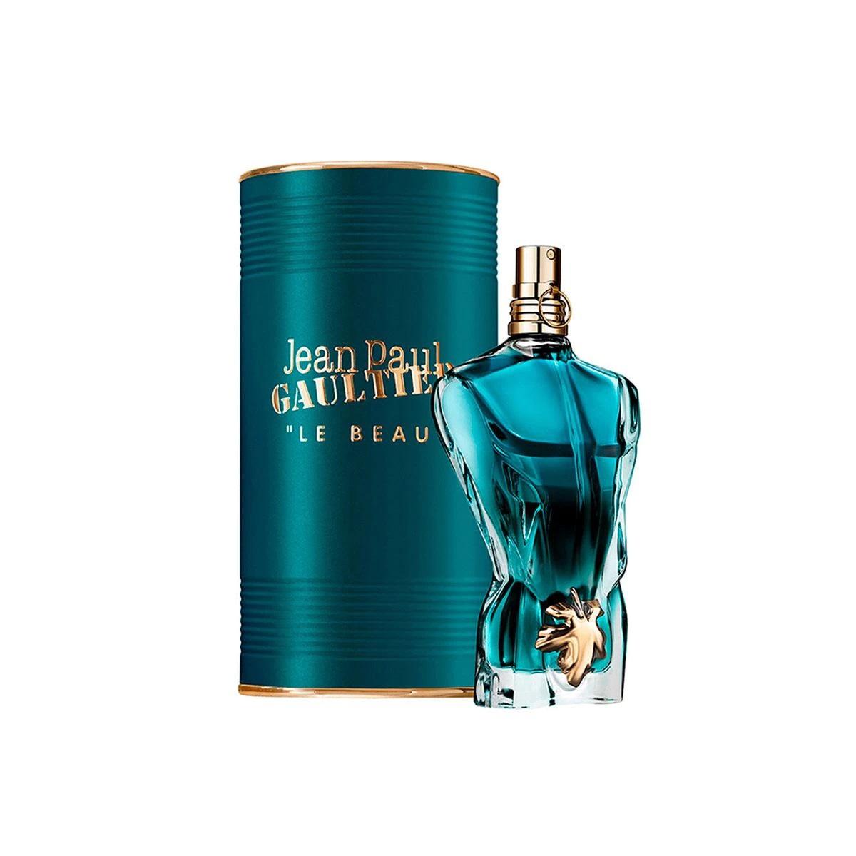 Perfume Jean Paul Gaultter Le Beau Eau Toil 125 Ml Caballero